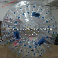 Giant Inflatable Human Hamster Ball Bumper Bubble Soccer For Zorbing Ramp Manufactures