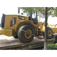 950gc Caterpillar Front Wheel Loader Low Fuel Consumption Easy To Operate Manufactures