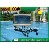 3 In 1 Digital Automatic Pool Dosing Systems Self Cleaning Salt Water Chlorinator Manufactures