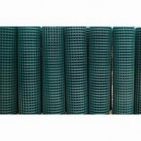 PVC coated welded wire mesh used for animal cage Manufactures
