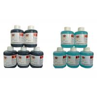 Refilling CIJ Inkjet Printer Solvent Based Ink Date Time Printing , 500ml / Bottle Manufactures