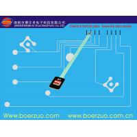 Thin Film Membrane Switch Keypad Touch Screen For Electronic Measuring Device Manufactures