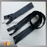 Brass , Aluminum , Plastic , Derlin , Nylon , Invisible Zipper , Slider , Long Chain Zipper Manufactures