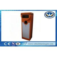 Buy cheap Stainless Steel Parking Traffic Barrier Gate / Automatic Car Park Barriers from wholesalers