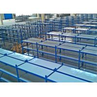 China Archive Home Garages Ultima Longspan Shelving Cold Rolled Racking on sale