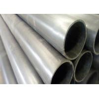 Quality 201 Wear Resistant Large Diameter Steel Pipe , Cold Drawn Polished Stainless for sale