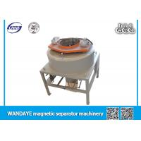 China Mixed Solid Waste Coolant Magnetic Separator For Water Shortage Area on sale