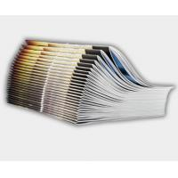 Logo printing Custom Business Brochures , Printable Full Color Flyers Manufactures