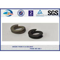 Galvanize Spring Washer 38Si7 Black Oxide / Lock Flat Washers in Different Size Manufactures