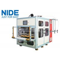 Full automatic 8 Working Station Stator Coil Winding Machine for air condition motor Manufactures