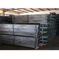 Sacrificial Aluminum Anodes for marine cathodic protection against corrosion in chlorinated environment Manufactures