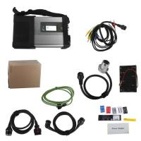 2017 MB SD Connect C5 Mercedes Star Diagnostic Tool Support Mercedes Cars and Trucks Manufactures