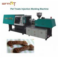 Dog Teeth Care Chewing Treats Injection Molding Machine  For Dog Toys And Treats Manufactures