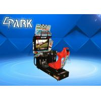 Epark 32 Inch Outrun Racing Car Video Game Machine Coin Operated Manufactures