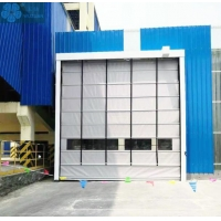 0.3m/S 1.5kw AutomaticRollerShutterGarageDoors Manufactures