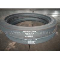 AISI ASTM  DIN CK53 BS060A52 XC 48TS Carbon Steel Forgings Rings Forging 3.1 Certificate Manufactures