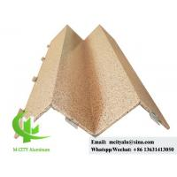 Formed aluminum facade panel for cladding decoration with super durable coating Manufactures