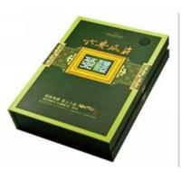 High-end popular paper green tea packaging gift box Manufactures