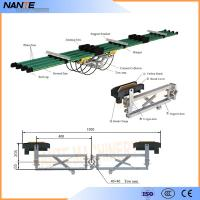 Steel Surface NCL-400 / NCL*2-400 Carbn Brush  for NSP-H32 Conductor Rail System Manufactures