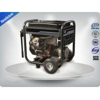 4.5 Kva Manual Lightweight Portable Generator , Portable Generators For Camping Manufactures