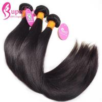 Authentic Virgin Remy Hair Straight Long Brazilian Hair Extensions 6A To 8A Grade Manufactures