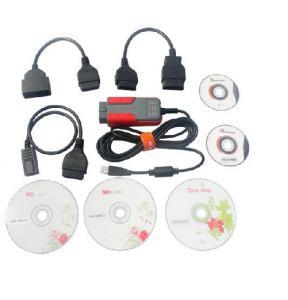 Multi-Languages MVCI Toyota TIS V7.31.003 / Honda HDS+Volvo DICE Manufactures
