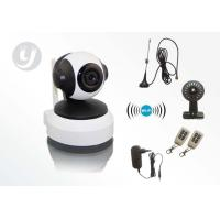 HD WiFi IP Camera Network Audio Night Vision / CCTV Security Camera Manufactures