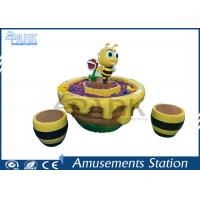 Coin Operated Kids Playground Amusement Game Machines Hornet Sand Table Manufactures