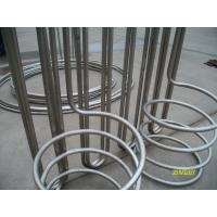 Buy cheap titanium shell tube heat exchanger,Heat pump titanium heat exchanger from wholesalers