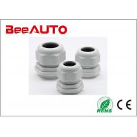 PG7 PG9 PG11 PG13.5 Watertight Cable Gland , Polyamide Cable Gland Heat Resistance Manufactures