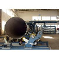Large Diameter Pipe Production Line For PVC Water Supply Pipe Manufactures