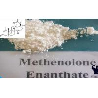 Methenolone Enanthate / Primobolan Steroids , Fitness Cutting Cycle Steroids CAS 303-42-4 Manufactures