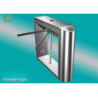 Hotel Barrier Tripod Turnstile Gate Access Control Systems RFID Turnstiles Manufactures