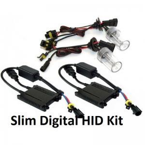 Auto hid headlights kit xenon DC Purple color with mini ballast, 3200 Lumens Manufactures