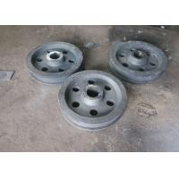 42CrMo4 Outside Diameter 680mm Wear-resistant Stacker Travelling Wheel Free Air Bubbles HRC40-45 Manufactures