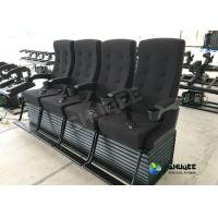 4D Movie Theater 4 Seats To 100 Seats Avaliable You Can Choose The Brand Manufactures