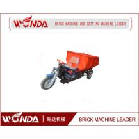 Cargo Three Wheel Hydraulic Mini Dumper 48V/150Ah Battery ISO CE Certificated Manufactures