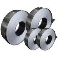SPCG DX51D 400mm ID 3.5mm thickness abrasion resistant cold rolled carbon galvanized steel strip Manufactures