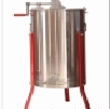 3 Frame Manual Stainless Steel Honey Extractor For Beekeeping