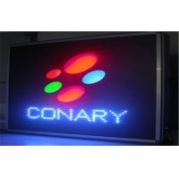 RGB Dynamic LED Light Box , Indoor Movie Poster Light Box Manufactures
