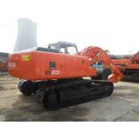20 Tonne 2nd Hand Excavators Hitachi For Sale , Hitachi Earth Moving Equipment Manufactures