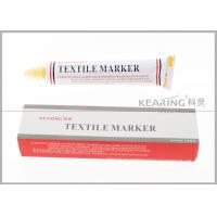 None Fading Large capacity  Textile Marker Knitting Marker Pen Rubber Buib for knitting& dyeing Industry 65ml TM25-Y Manufactures