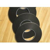 Buy cheap Black gray color Double Sided Adhesive Butyl Rubber Sealing Tape for insulating from wholesalers