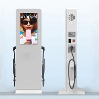 Buy cheap 55 Inch Grey Advertising Digital Signage Car Charging Station DDW-AD5501SNOC from wholesalers