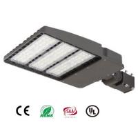 Energy Saving 19500lm Shoebox Street Light , Led Parking Lamps DLC ETL Listed Manufactures