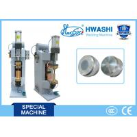Pot Base Pneumatic Resistance Spot Welding Machine , Water Cooling Spot Welder Manufactures