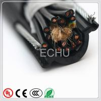Pedant cable, Pedant Cable with 2 steels RVV2G 8*2.5MM2 Manufactures