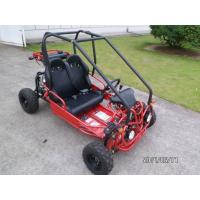 2 Seat Kids / Children Electric Go Kart , Small Dune Buggy Cute Racing Go Karts Manufactures