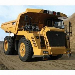 Dump truck TTM100, 100 tons capacity Manufactures
