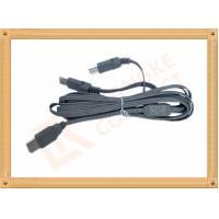 USB to 3 Pin Tens Unit Cables Y Type Medial Tens EMS Lead Wire Manufactures